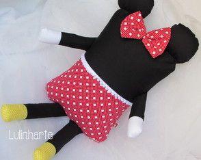 Naninha Minnie Mouse
