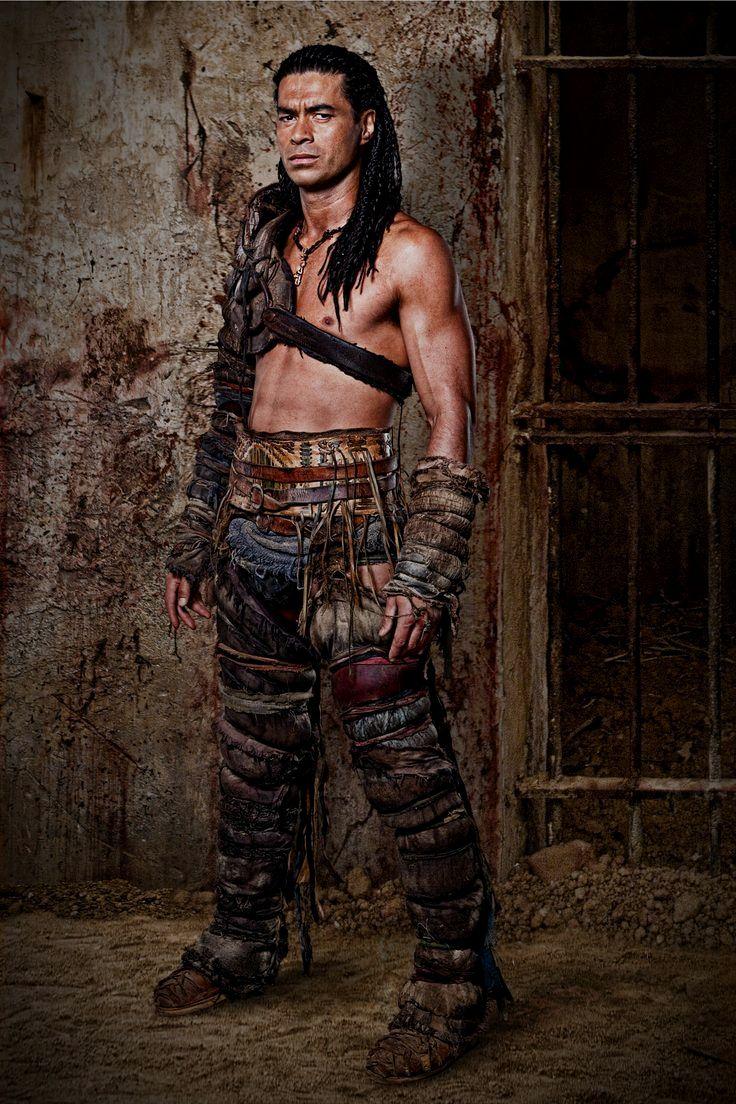 Laurence olivier spartacus quotes - Antonio Te Maioha In Spartacus Gods Of The Arena