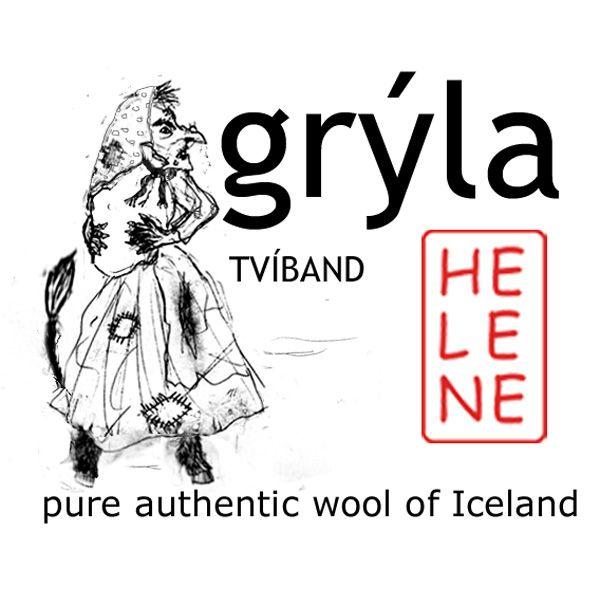 gryla yarn from Iceland
