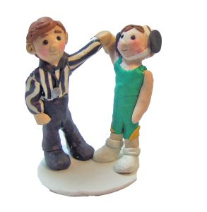 wrestling wedding cake toppers 29 best images about cake toppers on gymnasts 27660