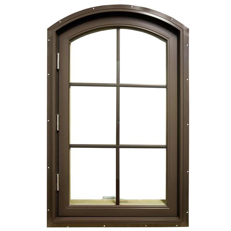 Aluminum Casement Windows For Home | Feel The Home | Windows | Pinterest |  Window, Build Stuff And Basement Windows