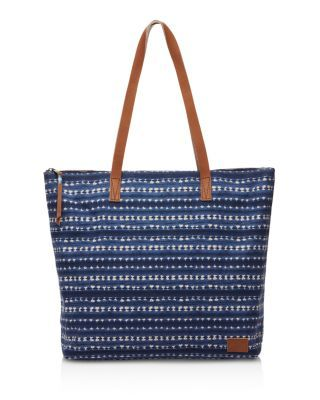 TOMS Cosmopolitan Canvas Tote. #toms #bags #leather #hand bags #canvas #tote #