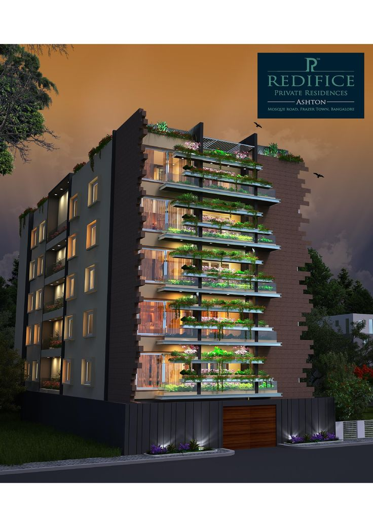 Redifice Private Residence - Ashton - Apartment in Pulikeshi Nagar, Bangalore by Redifice Developers