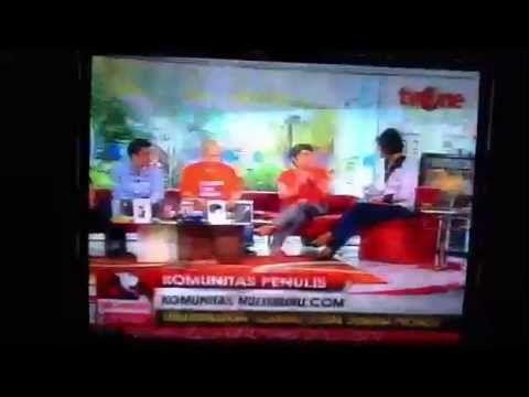 Nulisbuku.com on Apa Kabar Indonesia - TVONE (Part 1B)