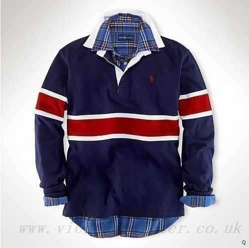 Polo shirts for cheap ralph lauren, sale chest stripes long sleeved polo polo ralph lauren sapphire #sf1000-0166, polo ralph lauren shirts for men uk cheap sale