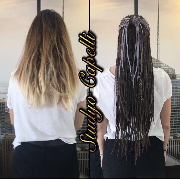 Saçlarınızı boyamadan rengini değiştirmek istermisiniz:) Afrika örgüsü ile ilgili tüm sorularınız için bize ulaşabilirsiniz:) ☎️İletişim&WhatsApp 05069270057 İstanbul/Kadıköy www.studyocapelli.com #afrikaörgüsü #zenciörgüsü #örgü #örgümodelleri #örgü#cornrows #dreadlocks #rasta #saç #saçmodelleri #saçörgüsü #saçkesim #saçım #saçbakımı #saçkaynak #stil #style #tarz #tarzım #istanbul #istagram #kadıköy #haircut #moda #fashionblogger #fashion #hair #hairstyle #tattoo #piercing #stüdyocapelli…