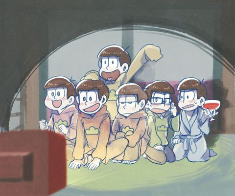 おそ松さん Osomatsu-san「おそ松さんいろいろまとめ」/「とらこ」の漫画 [pixiv]