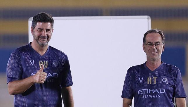 رسميا فيتوريا يختار قائمة أجانب النصر في دوري أبطال آسيا سعودي 360 أعلن البرتغالي روي فيتوريا مدرب نادي النصر Mens Tshirts Mens Tops Mens Graphic Tshirt