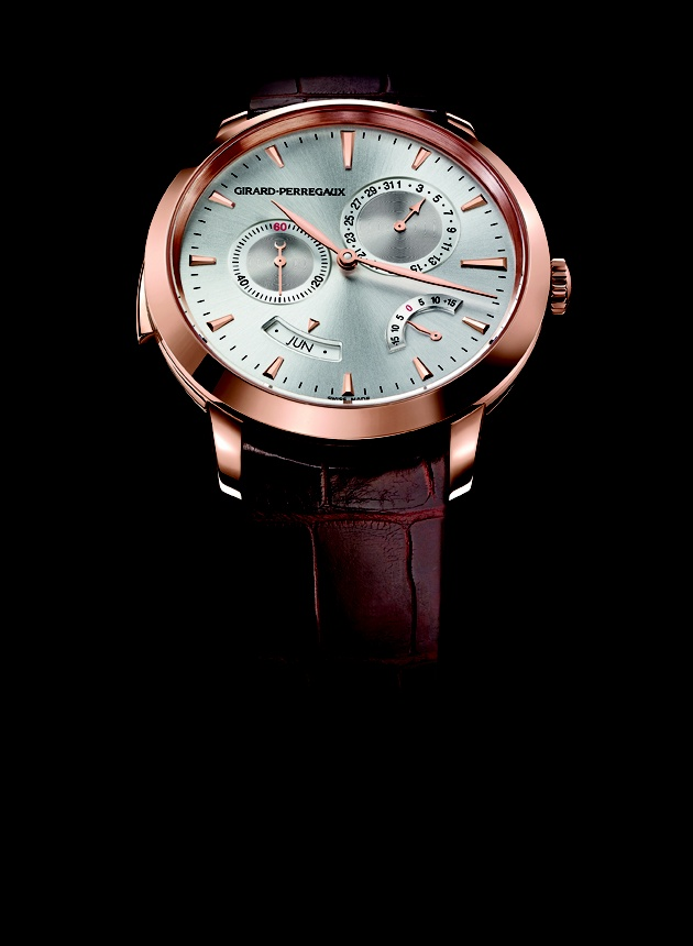 GIRARD PERREGAUX 966 Minute Repeater, Annual Calendar & Equation of Time   http://preziosamagazine.com/baselworld-2013-unanteprima-degli-orologi-in-arrivo-molti-i-modelli-femminili/