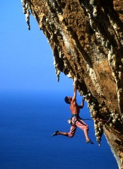 VISIT GREECE| Outdoor Activities, rock climbing on Kalymnos Island