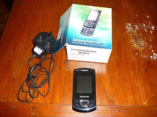 Samsung Monte Slider Mobile Phone - Blac... is listed For Sale on Austree - Free Classifieds Ads from all around Australia - http://www.austree.com.au/electronics-computer/phones/other-phones/samsung-monte-slider-mobile-phone-black-unlocked_i2901