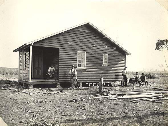 Image | [Kentucky Soldiers' Settlement Estate - settlers' cottage][Kentucky Soldiers' Settlement Estate - settlers' cottage][Kentucky Soldiers' Settlement Estate - settlers' cottage]