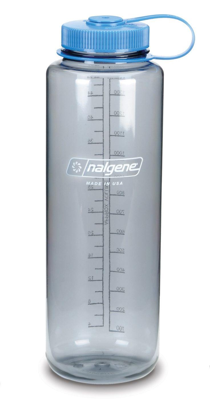Παγούρι Nalgene Everyday Φαρδύ Silo 1500 ml Γκρι | www.lightgear.gr