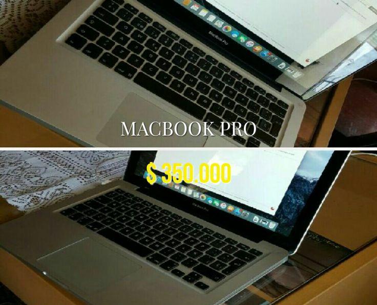 Vendo mi MacBook pro año 2012,I5 4GB en ram batería durando casi las 4 horas en impecable estado ultimo iOS cierra consulten por wsp