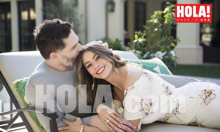 Sofia Vergara and Joe Manganiello give HOLA! USA an exclusive look at their new L.A. home as they talk married life