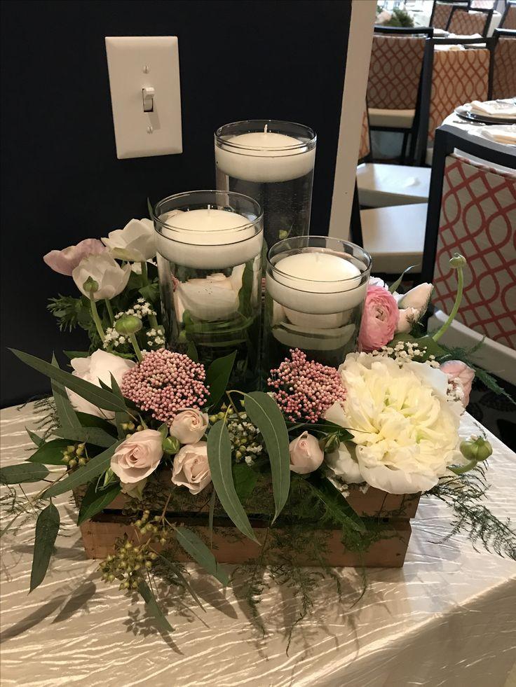 Wedding centerpiece Florist: Carper's Florist- W…