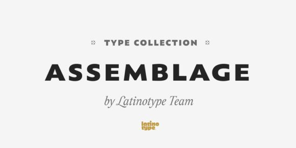 Assemblage (30% discount, from 16,79€)   https://fontsdiscounts.com/assemblage-69-discount-family-4061e?utm_content=buffere2a36&utm_medium=social&utm_source=pinterest.com&utm_campaign=buffer
