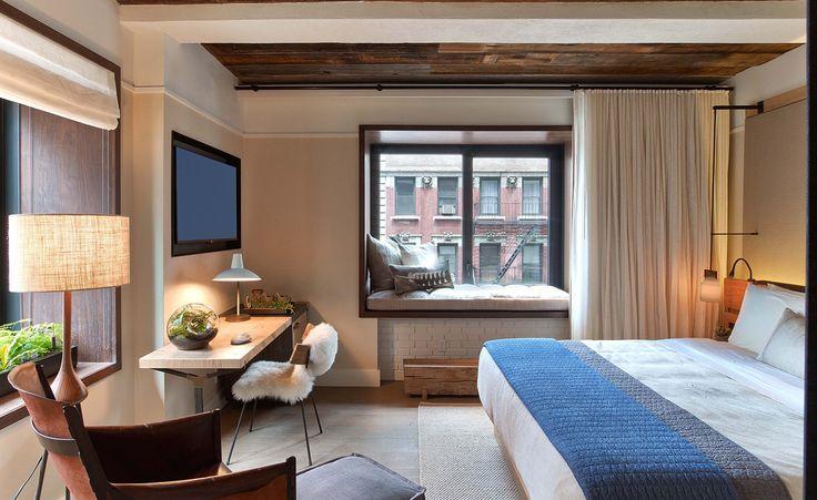 Best Urban Hotels 2016: the shortlist   Wallpaper*--1 Hotel Central Park, New York