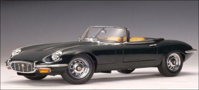 jaguar roadster e type 18