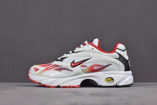 cb069ed87d9 Supreme x Nike Zoom Streak Spectrum Plus 'Habanero Red' AQ1279 100 ...