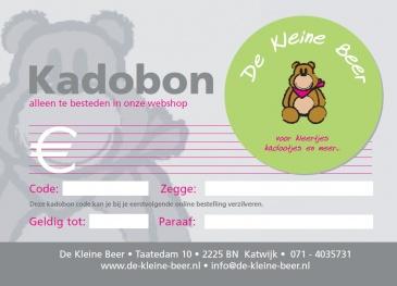 Webshop Kadobon
