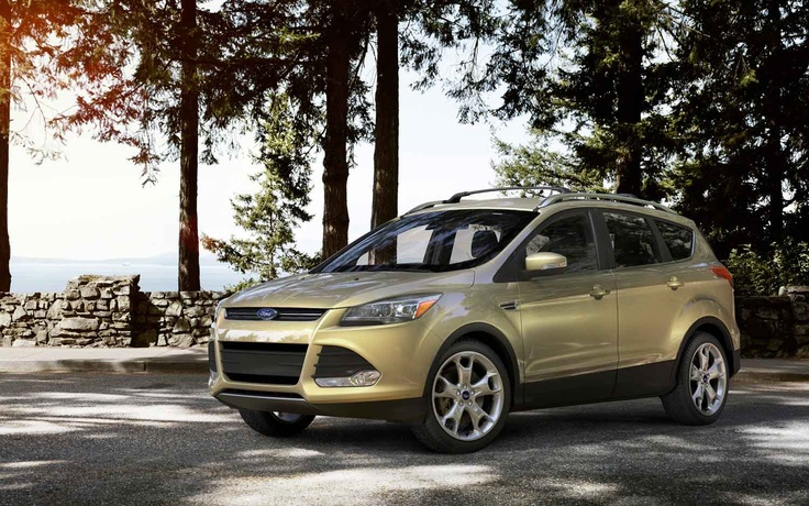 Ford Escape With Images Ford Escape Ford Suv Ford