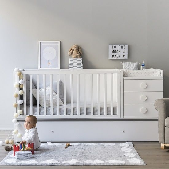 25 best ideas about cunas para bebes on pinterest cunas - Muebles para ninos ...