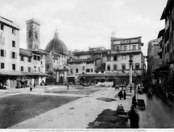 Fine '800, Mercato Vecchio