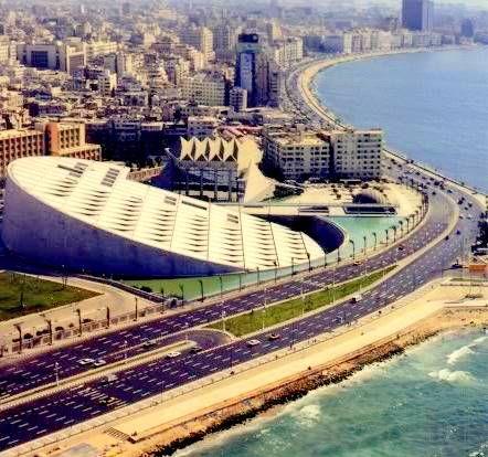 Alexandria-library