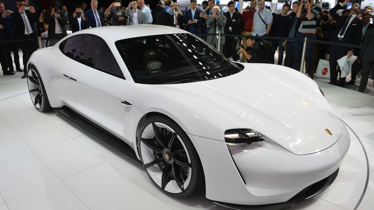 Porsche says half of its sales will be electric by 2023 - Autoblog