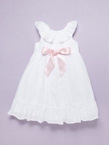 Such a sweet little spring dress for my sweet little girl!