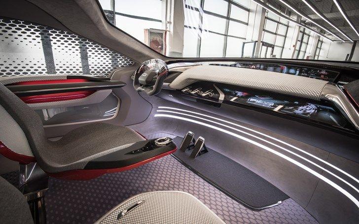 Car Interior Design: Automotive Interior 0127