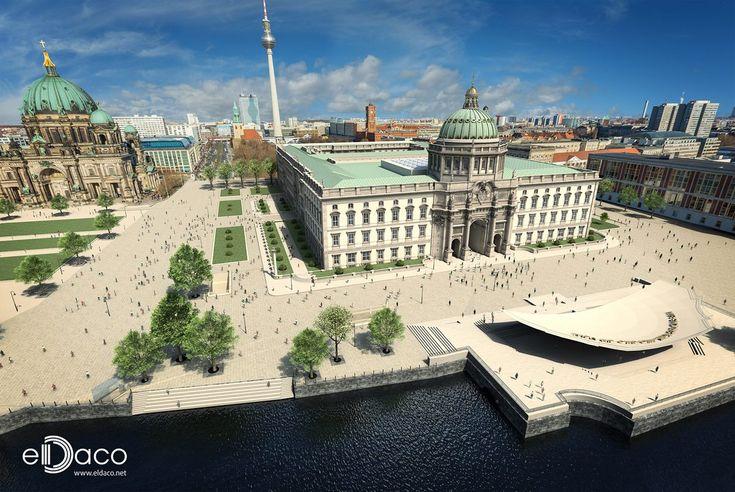 Berlin | Stadtschloss - Rekonstruktion (Humboldt-Forum) | In Bau - Page 140 - SkyscraperCity