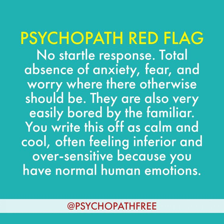 Red flags you re dating a sociopath