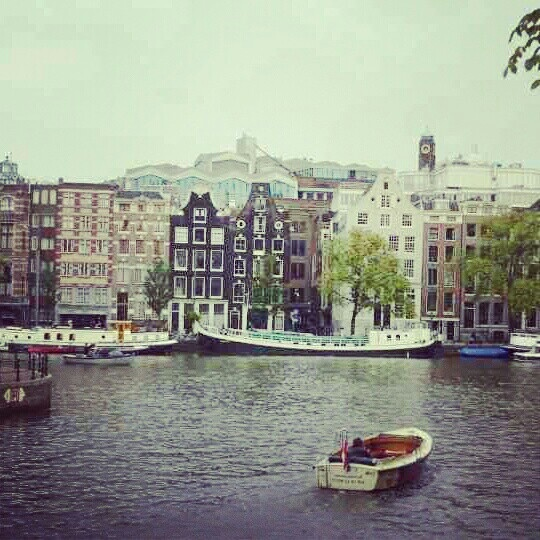 Amsterdam Canal <3