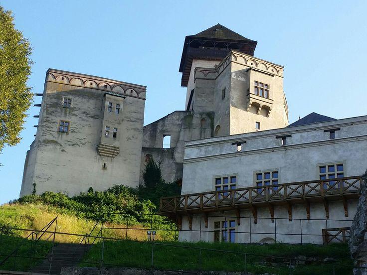 Castillo Hrad en Trencin