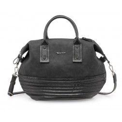 Handtasche von TAMARIS Carla Schwarz