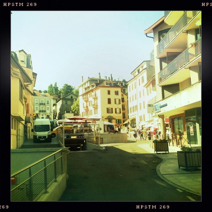 Evian les Bains, France