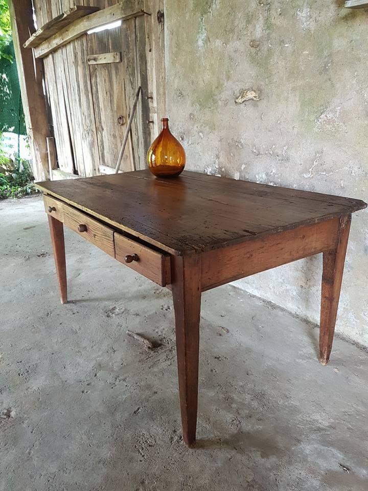 Table ou bureau à vous de choisir