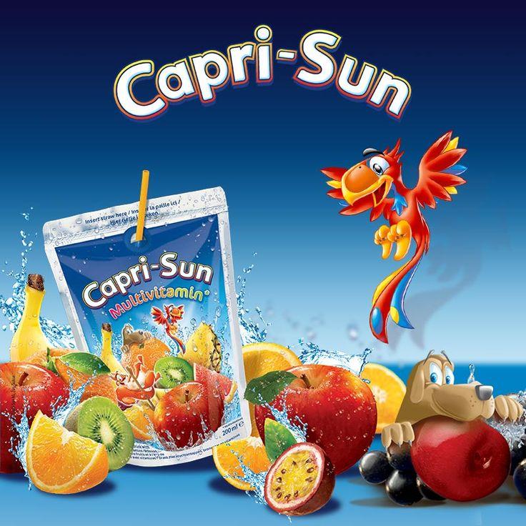 #AventuresCapriSun par Capri-Sun