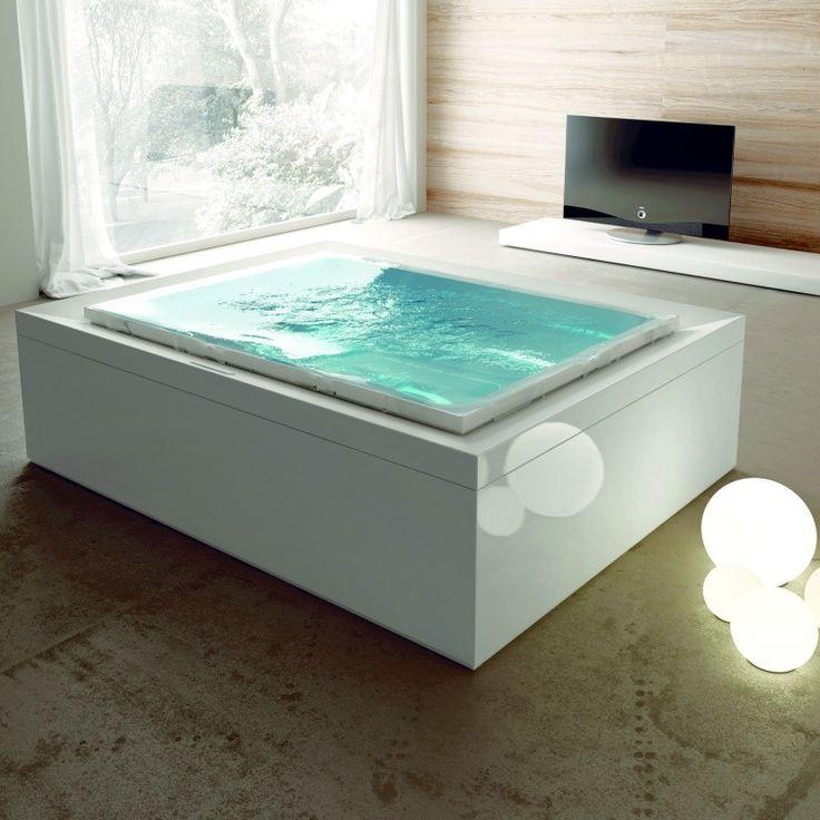 die besten 25 whirlpool badewanne ideen auf pinterest. Black Bedroom Furniture Sets. Home Design Ideas
