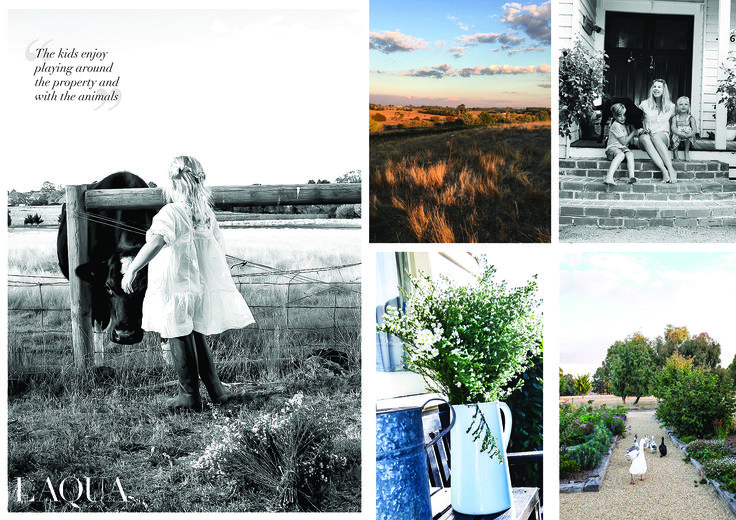Page 30 from 'ISSUE 1/ LAQUA MAGAZINE' by LAQUA | Jules Smith Photography