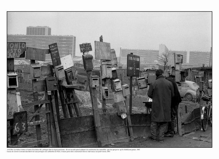 Expo photo : Gérald Bloncourt, Photographe de l'Immigration Portugaise en France   LUSITANIE