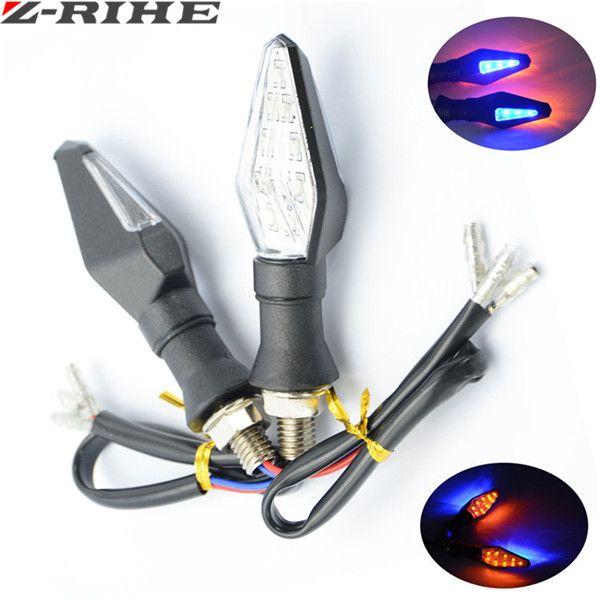 Universal Motorcycle LED Turn Signal Indicator Light 12 LED Light For benelli 300 BJ300 600 BN600 BN300 TNT Sport 1130 mt09 07 #Affiliate