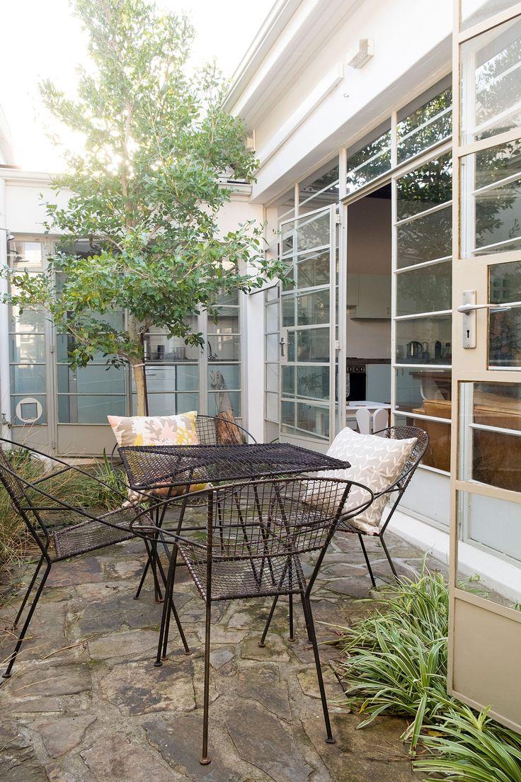 Tour An Earthy, Modern Victorian Cape Town Home. Oase ...