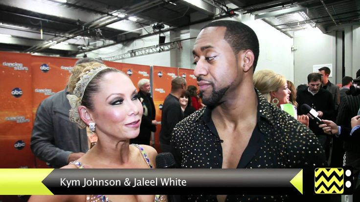 AfterBuzz TV's April 23rd, 2012 Dancing with the Stars Red Carpet Package