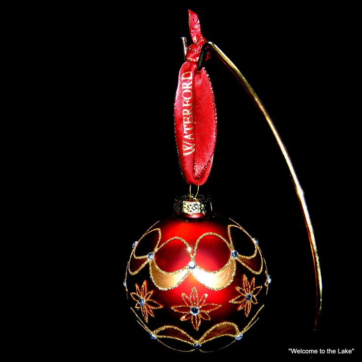 Waterford Crystal Christmas Decorations