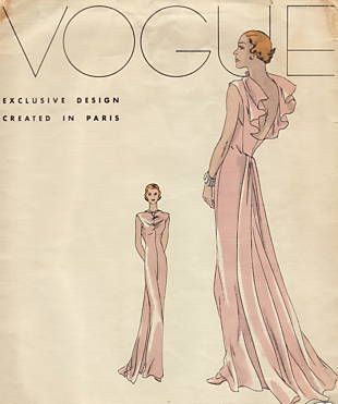 Google Image Result for http://emeraldparlor.files.wordpress.com/2011/03/vogue1930dresspattern.jpg