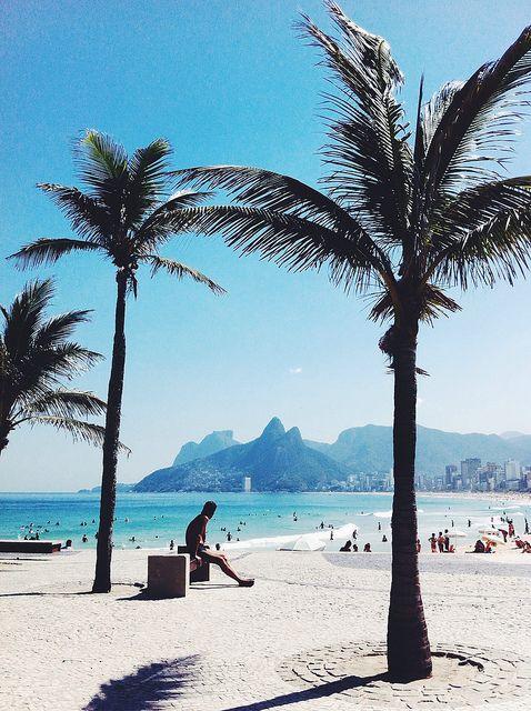 Rio de Janeiro, Brazil -- spent so much time here--so long ago