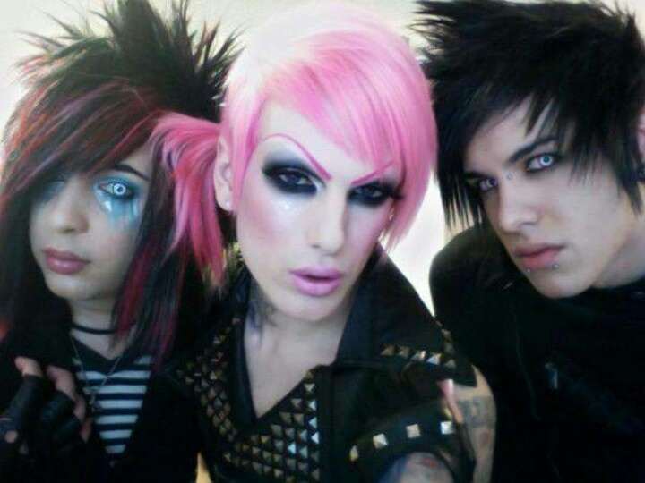 Dahvie Vanity And Jayy Von Monroe Without Makeup 17 Best images about S...